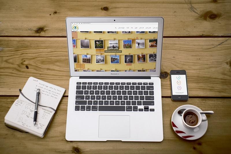 طراحی سایت چاپ عکس آنلاین